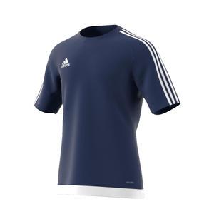 adidas Shirt Estro 15 Training Jersey dunkelblau/weiß