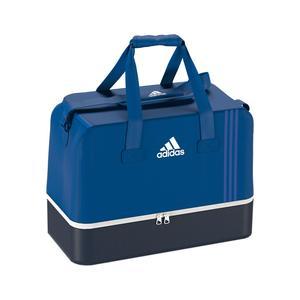 adidas Sporttasche Tiro Teambag Bottom Compartment M blau/schwarz