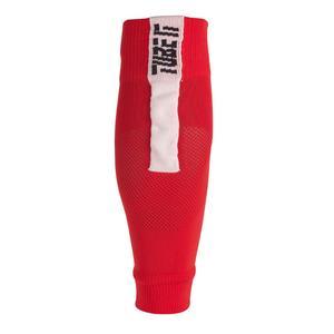 Uhlsport Stutzen Tube It Sleeve rot/weiß