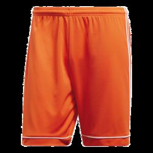 adidas Short Squadra 17 orange/weiß
