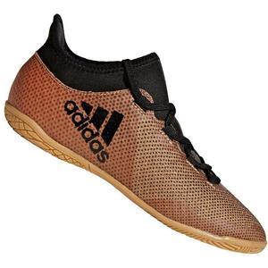 adidas Kinder Hallenschuh X Tango 17.3 IN J gold/schwarz