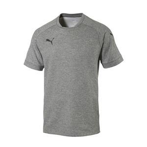 Puma Shirt Ascension Casuals Tee grau/schwarz