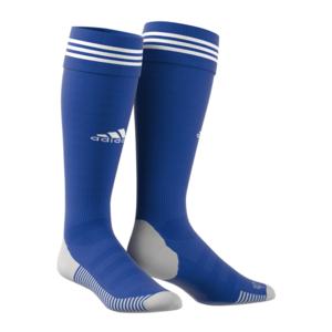 adidas Stutzen Adi Socks 18 blau/weiß
