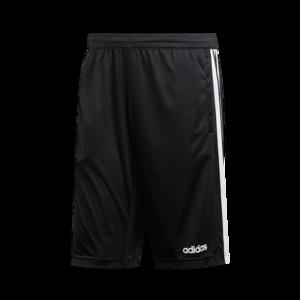 adidas Short D2M 3s Knit schwarz/weiß