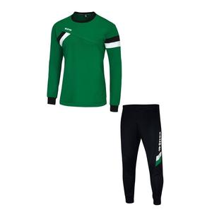 Errea Trainingsset Forward grün/schwarz