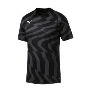 Puma Trikot Cup Core Jersey schwarz/grau