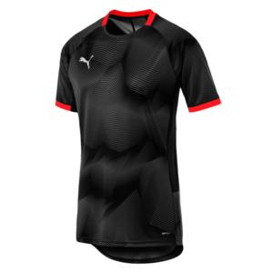 Puma Trainingsshirt ftblNXT Graphic schwarz/rot