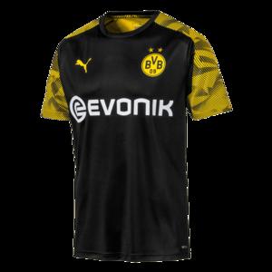 Puma BVB Trainingsshirt schwarz/gelb