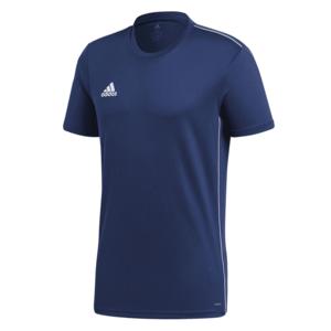 adidas Shirt Core 18 Training Jersey dunkelblau/weiß