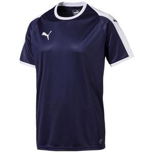 Puma Trikot Liga Jersey dunkelblau/weiß