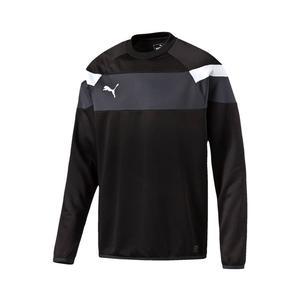 Puma Trainingspullover Spirit II Training Sweat schwarz/weiß