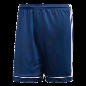 adidas Short Squadra 17 dunkelblau/weiß