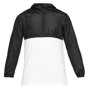 Under Armour Windbreaker Sportstyle weiß/schwarz