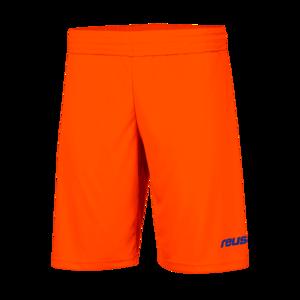 Reusch Torwartshort Match orange/blau