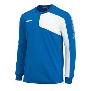 Errea Pullover Mavery hellblau/weiß