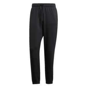 adidas Jogginghose Essentials Linear Tapered Pant schwarz/weiß