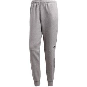 adidas Jogginghose Sport ID Logo Pants Fleece grau/schwarz