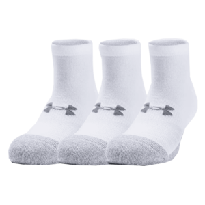 Under Armour Socken Heatgear Locut 3er Pack weiß