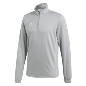 adidas Trainingsoberteil Core 18 Training Top grau/weiß