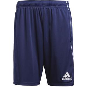 adidas Short Core 18 dunkelblau/weiß