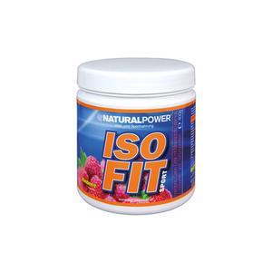 Natural Power Iso Fit Sport Elektrolyt Getränk 400g - Grapefruit