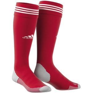 adidas Stutzen Adi Socks 18 rot/weiß