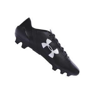 Under Armour Fußballschuh Speedform CRM Leder FG schwarz/weiß