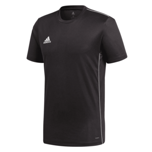 adidas Shirt Core 18 Training Jersey schwarz/weiß