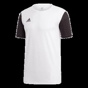 adidas Trikot Estro 19 Jersey weiß/schwarz