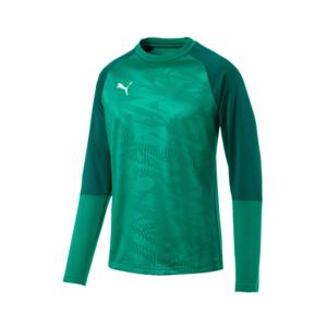 Puma Trainingsoberteil Cup Training Sweat Core grün/dunkelgrün