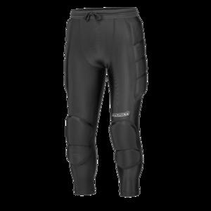 Reusch 3/4 Torwarthose CS Soft Padded schwarz/weiß