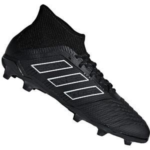 adidas Kinder Fußballschuh Predator 18.1 FG J schwarz/weiß