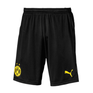 Puma BVB Trainingsshort schwarz/gelb