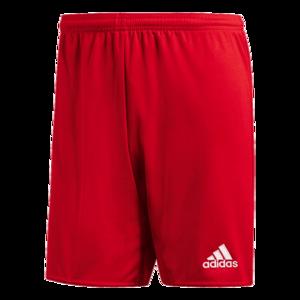 adidas Short Parma 16 rot/weiß