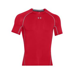 Under Armour Funktionsshirt HeatGear SS Compression Top rot