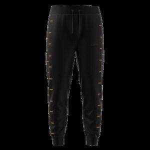 adidas Jogginghose Core Favourites Track Pants schwarz/gelb