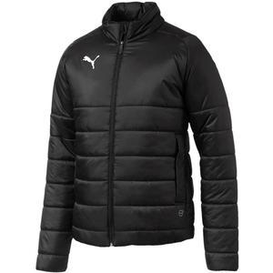 Puma Jacke Liga Casual Padded Jacket schwarz/weiß