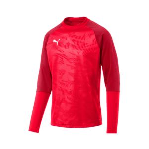 Puma Trainingsoberteil Cup Training Sweat Core rot/dunkelrot