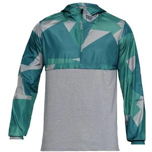 Under Armour Windbreaker Sportstyle petrol/grau