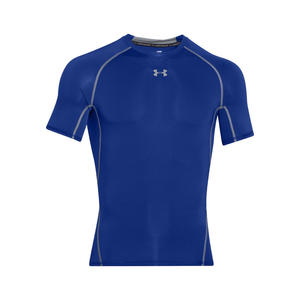 Under Armour Funktionsshirt HeatGear SS Compression Top blau