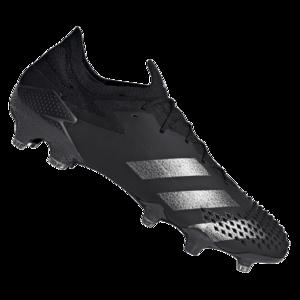 adidas Fußballschuh Predator Dracon 20.1 L FG schwarz/silber