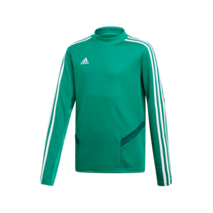 adidas Kinder Sweater Tiro 19 Training Top grün/weiß