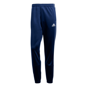 adidas Trainingshose Core 18 dunkelblau/weiß