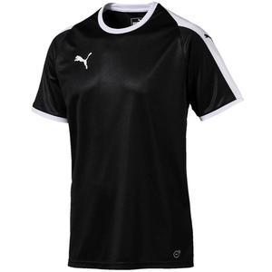 Puma Trikot Liga Jersey schwarz/weiß