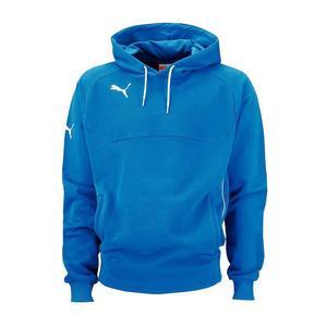 Puma Kapuzenpullover Esito 3 Hoody blau/weiß