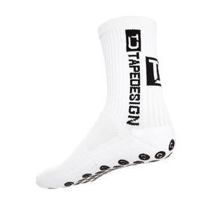 TapeDesign Socken Anti-Slip Socks TD weiß/schwarz