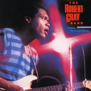 Cray, Robert - False Accusations - 1 CD