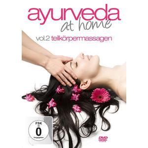Various - Ayurveda At Home Vol. 2 - Teilkörpermassagen - 1 DVD