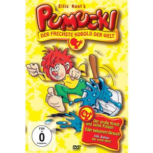 Karussell Tv-Serien - Pumuckl Doppelfolge 4 - 1 DVD