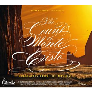 Borchert / Burkhard / Douwes / Goebel - The Count Of Monte Christo - Highlights From The Musical - 1 CD